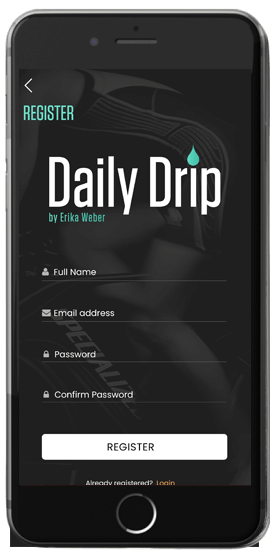 Daily Drip Project screen 7